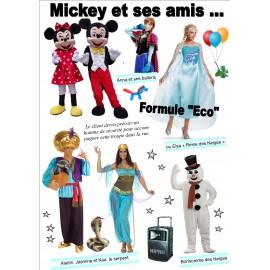 MICKEY ET SES AMIS*