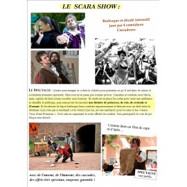 SCARA-SHOW (Le)