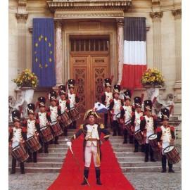 Musiciens Tambours de la garde impérial