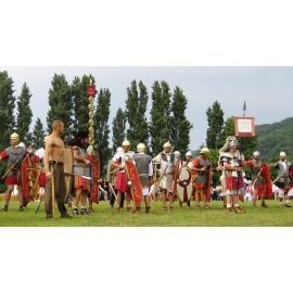Troupe gallo romaine de lugdunum