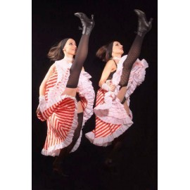 Danseuses Jumelles - Danse de Cabaret
