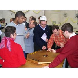 Jeux pour personnes déficientes et avec handicape