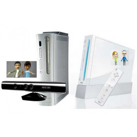 WII KINECT CONCEPT