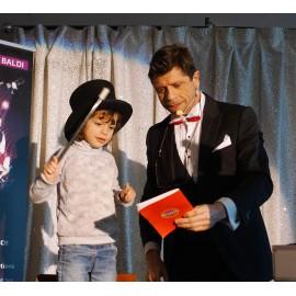 Spectacle de Magie pour enfants à Lyon avec Rino Baldi
