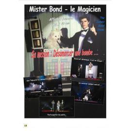 MISTER BOND LE MAGICIEN