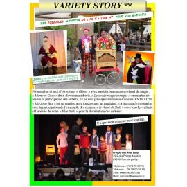 "VARIETE ""STORY"""