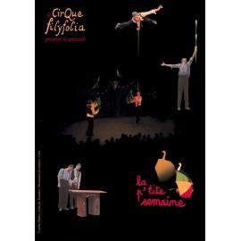 LA PETITE SEMAINE (CIRQUE MUSICAL)