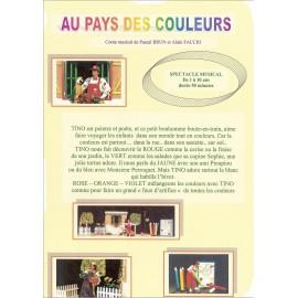 AU PAYS DES COULEURS