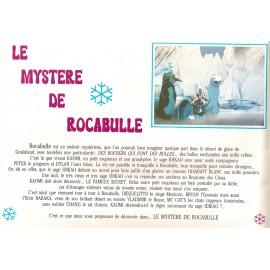 LE MYSTERE DE ROCABULLE