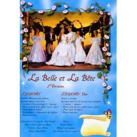 """COMEDIE MUSICALE """"LA BELLE ET LA BETE"""""""
