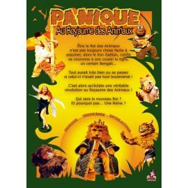 PANIQUE AU ROYAUME DES ANIMAUX