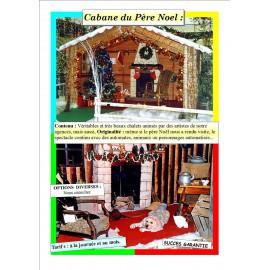 Location de chalet de Noël