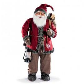 Location de Père Noël grande taille pour décoration de Noel à Lyon