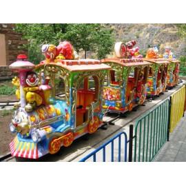 PETIT TRAIN SUR RAIL