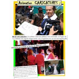 CARICATURISTE…