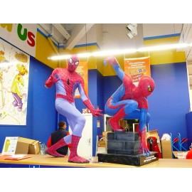 Animation Spiderman Lyon