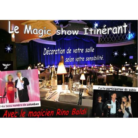 MAGIC SHOW ITINERANT