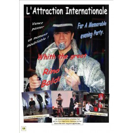 ATTRACTION INTERNATIONALE