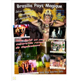 BRASILIA PAYS MAGIQUE !