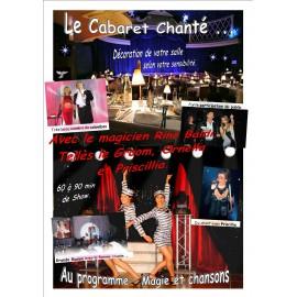 CABARET CHANTE  (LE)