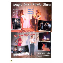 MAGIC SEXY RIGOLO SHOW