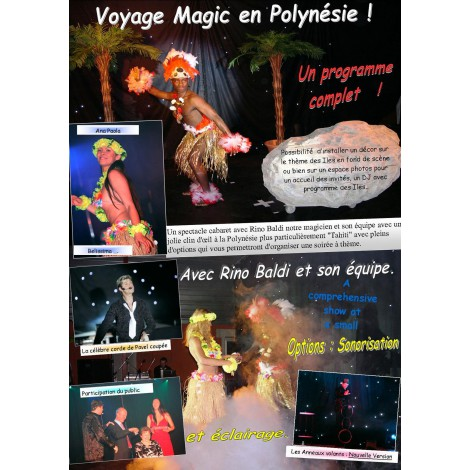POLYNESIE PAYS MAGIQUE ...