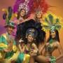 Danseuses brésiliennes à Lyon