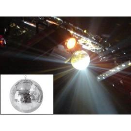 Location de Boule à facette Lyon - Boule disco à Lyon