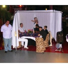 CARRE VIP  (Close ou Open)