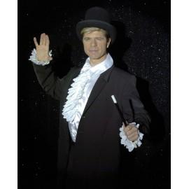 Location costume Magicien - Déguisement Illusionniste Luxe
