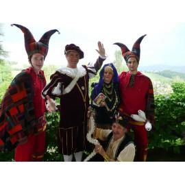 Costumes de saltimbanques