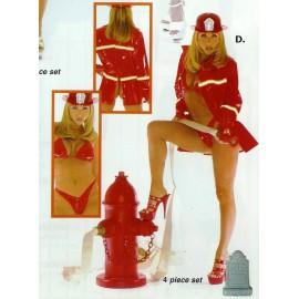Costumes de pompières (sexy)