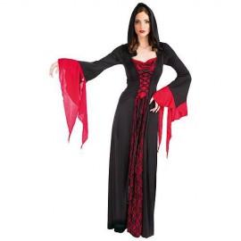 Location de robe vampire Gothique femme Lyon
