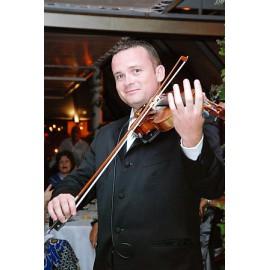 Musicien violoniste