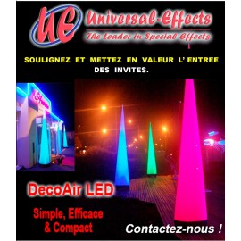 AIR LED  OU  FLAMMES bisss