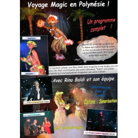 POLYNESIE PAYS MAGIQUE bis