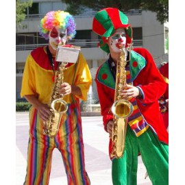 ORCHESTRE CLOWNS TRAVEL
