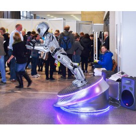 ROBOT HUMANOIDE*