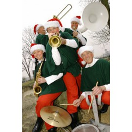 ORCHESTRE JAZZ-SWING CHRISTMAS