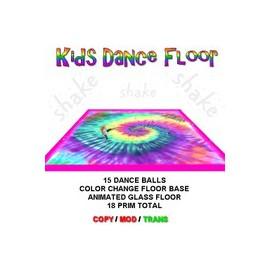 KID'S DANCE FLOOR