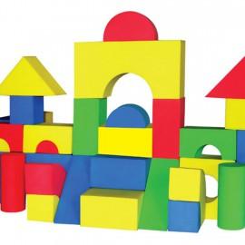 Location de bloc géant XXL de Construction pour enfants à Lyon