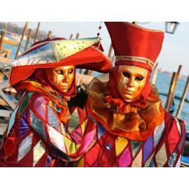 Personnage du carnaval de Venise