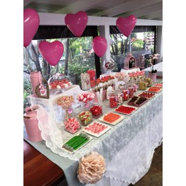 CANDY BAR OU BAR A GOURMANDISE