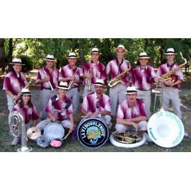 Bandas Lyon - Orchestre de rue - Fanfare de rue - Groupe musical qui défile