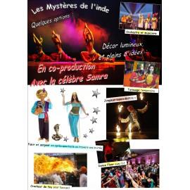 Spectacle danse Inde Bollywood Lyon