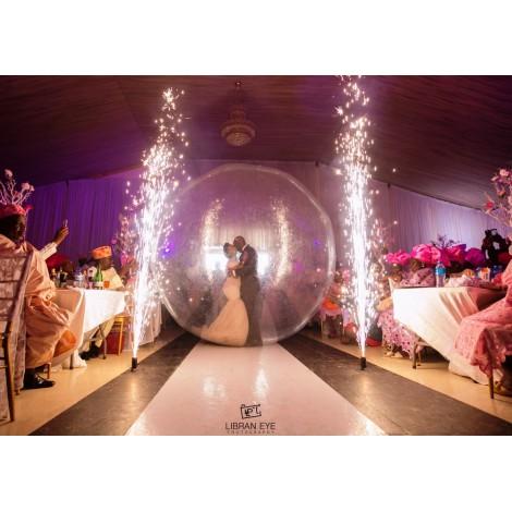 Arrivée ou entrée des mariés originale