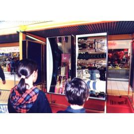 Animation Miroir déformant - Location Miroir Forain -