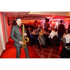Saxophoniste pour mariage à Lyon