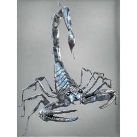 Sculpteur de métal - Artiste - démonstration - spectacle