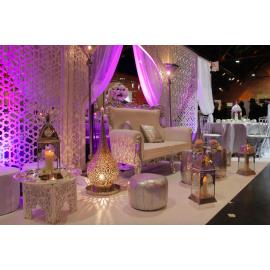 Location de podium et espaces pour Mariage Orientaux à Lyon